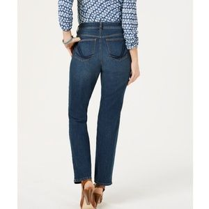 STYLE & CO Curvy-fit Straight Leg Jeans